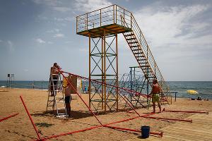 Туристический сезон в Крыму ©Влад Александров, ЮГА.ру