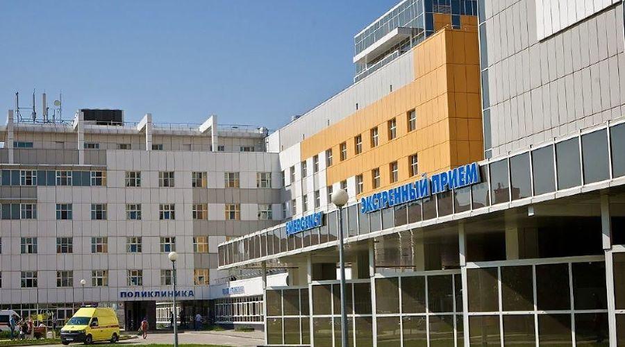 ©Фото пресс-службы Краевой клинической больницы № 1