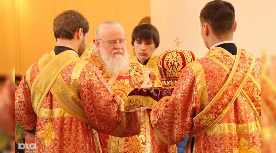 Владыка Исидор посетил Сочи ©Юлия Баранова. ЮГА.ру