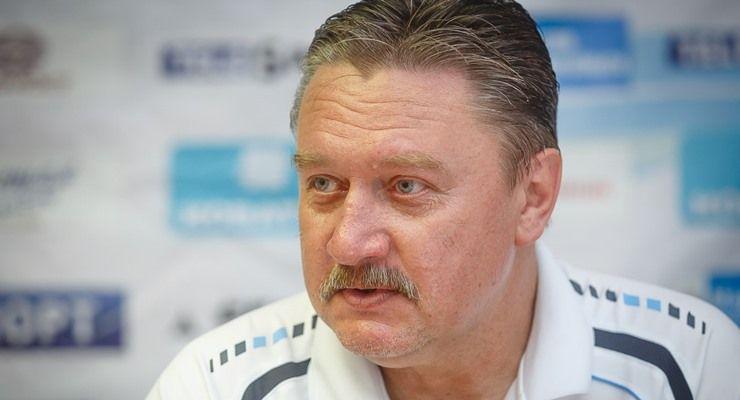 Основным тренеромФК «Кубань» стал Николай Южанин