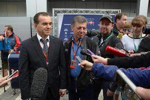 Формула-1 в Сочи: Квалификация ©Влад Александров, ЮГА.ру
