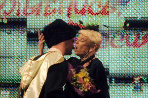 """2011 год в фотографиях. Открытие фестиваля """"Улыбнись, Россия!"""" ©http://www.yuga.ru/photo/940.html"""