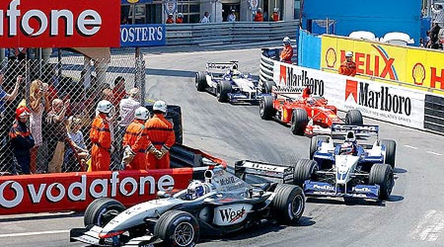 Формула-1. Фото сайта - www.autoreview.ru ©Фото Юга.ру