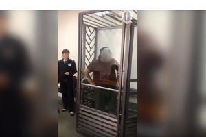 Задержание Дато Краснодарского ©Скриншот видео пресс-службы СУ СК РФ по Краснодарскому краю