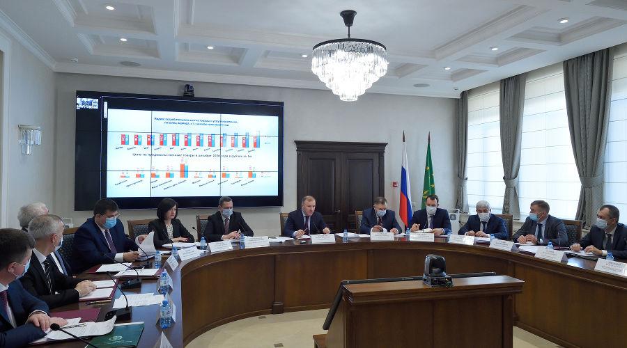 ©Фото Алексея Гусева, пресс-службы главы Адыгеи