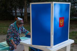 Выборы главы Краснодарского края и депутатов городской думы Краснодара ©Фото Елены Синеок, Юга.ру