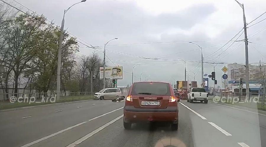 ©Скриншот видео из инстаграма «ЧП Краснодар™», instagram.com/chp_krd/