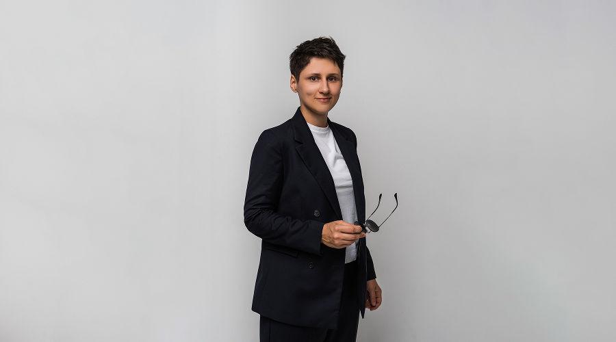 Серафима Чичева ©Изображение пресс-службы Департамента инвестиций и развития малого и среднего предпринимательства Краснодарского края
