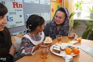 В женской колонии отметили День матери ©Елена Синеок. ЮГА.ру