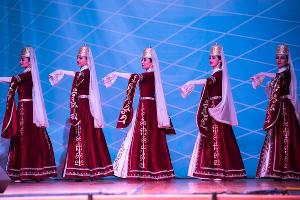 В Белореченске отметили День района и День «ЕвроХима» ©Фото Елены Синеок, Юга.ру