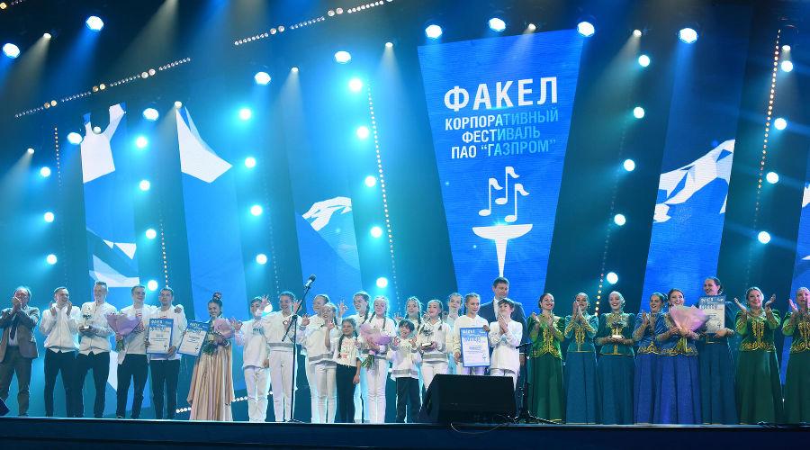 Заключительный гала-концерт фестиваля «Факел» ©Фото пресс-службы фестиваля «Факел»