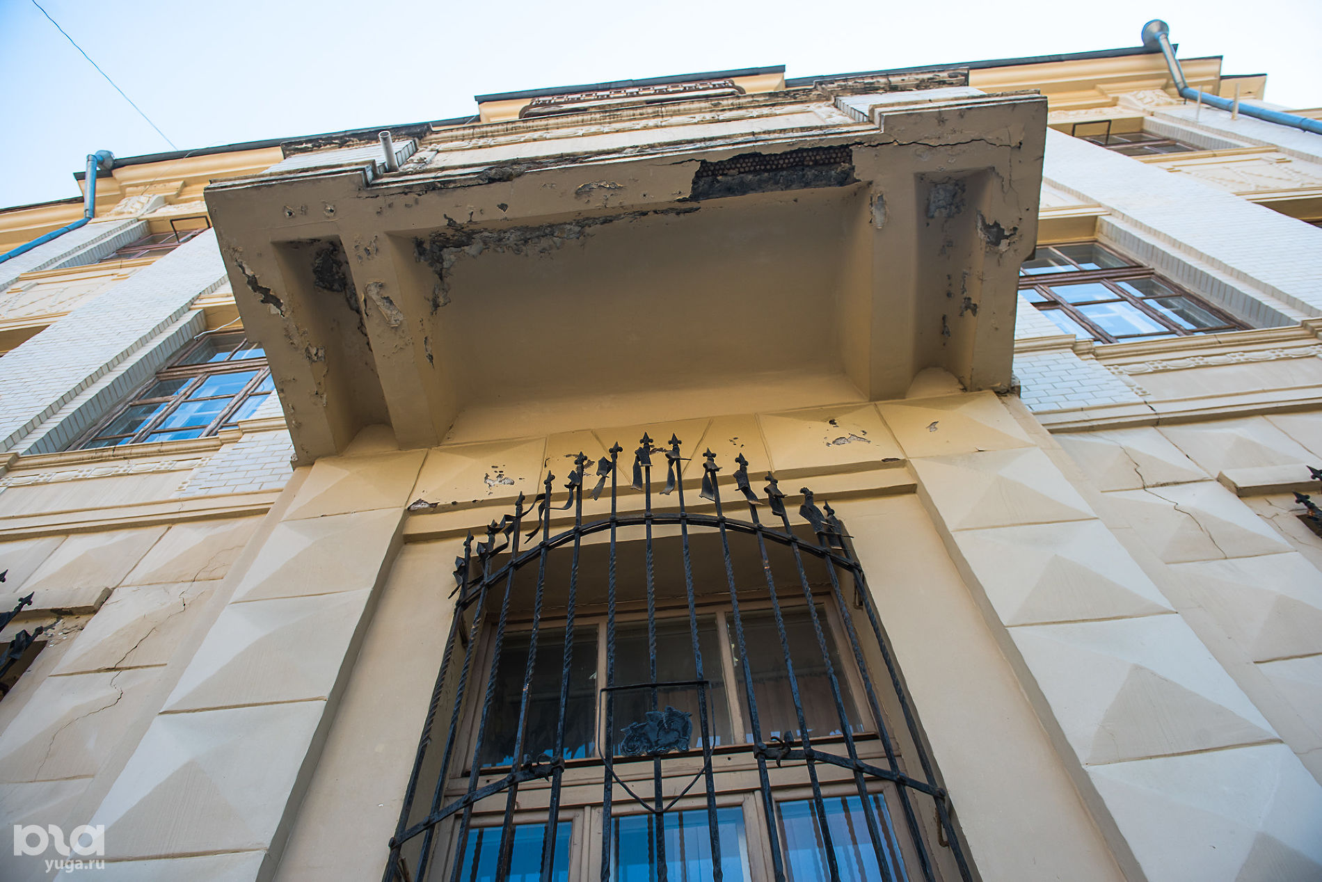 Дом подрядчика Ф. Н. Акулова ©Фото Елены Синеок, Юга.ру