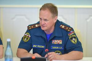 Александр Зыбкин ©Фото пресс-службы главы Республики Адыгея