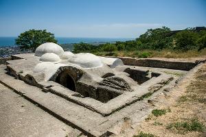 Крепость Нарын-кала в дагестанском Дербенте ©Нина Зотина, ЮГА.ру