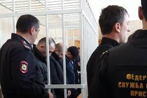 Суд по делу Мурата Борлакова ©Фото правозащитной организации «Общественный вердикт»