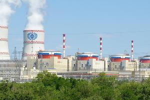 Ростовская атомная электростанция ©Изображение пресс-службы Ростовской АЭС