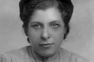 Букова Таиса Федоровна ©Фото из семейного архива