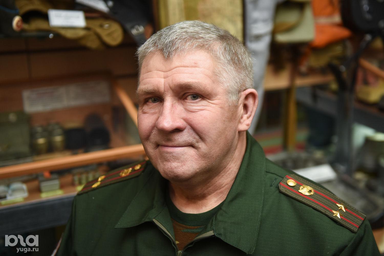 Виктор Бабашин ©Фото Елены Синеок, Юга.ру