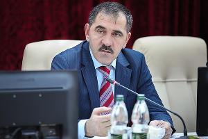 Юнус-Бек Евкуров ©Фото пресс-службы главы Республики Ингушетия