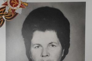 Мещерякова Евгения Гавриловна ©Фото из семейного архива