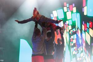 Концерт российской поп-группы «Руки Вверх!». Краснодар, 22 февраля ©Фото Юга.ру