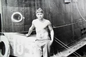 Михаил Васильченко на службе ©Фото из личного архива Михаила Васильченко