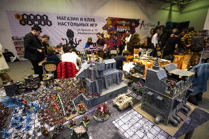 Турнир по World of Tanks на «Киберконе» © Фото Елены Синеок, Юга.ру