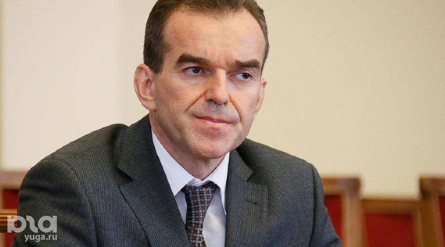 Вениамин Кондратьев ©Фото пресс-службы администрации Краснодарского края