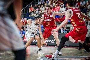 Дмитрий Кулагин ©Фото с сайта fiba.basketball