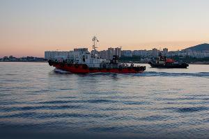 Морской порт Новороссийска ©Фото Дмитрия Пославского, Юга.ру