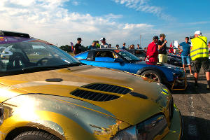 4 этап Drift Battle Series 2017 в Усть-Лабинске ©Фото Дмитрия Леснова, Юга.ру