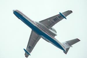 Самолет-амфибия Бе-200 ©Фото с сайта ТАНТК им. Г.М. Бериева, http://beriev.com/