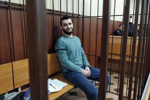 Абдулмумин Гаджиев ©Фото с сайта правозащитного центра «Мемориал», memohrc.org