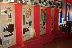 Зал Великой Отечественной войны в Темрюкском историко-археологическом музее ©Фото с сайта museum.ru
