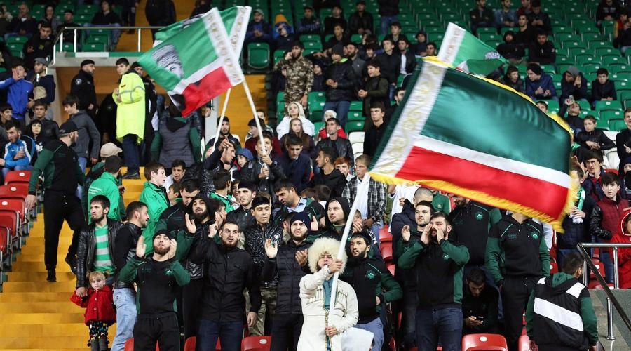 ©Фото с официального сайта ФК «Ахмат», fc-akhmat.ru
