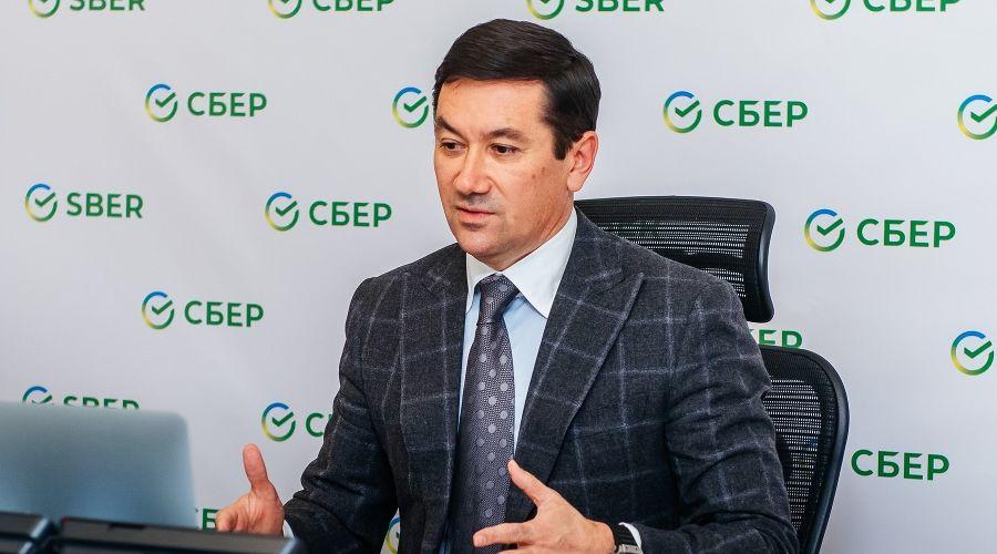 Евгений Титов ©Изображение пресс-службы Сбербанка