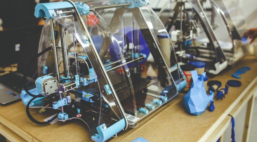 3D-принтер ©https://pixabay.com/