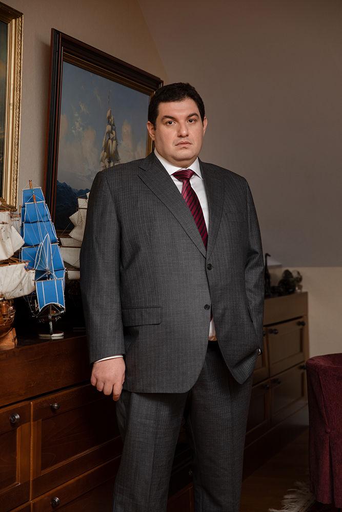 Предприниматель Денис Кацыв ©Фото из личного архива