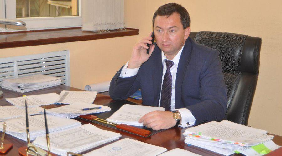 Алексей Толмачев ©Фото пресс-службы администрации Сочи