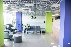 Краснодарский офис сервиса такси «Везёт» ©Фото предоставлено пресс-службой сервиса такси «Везёт»