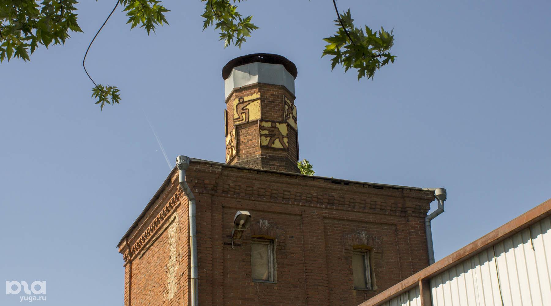 Солодовня пивоварни «Старая Бавария», Ленина, 72 ©Фото Виктора Дерезы, Юга.ру