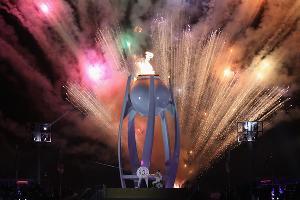 Открытие Паралимпиады-2018 в Пхенчхане ©Фото с сайта pyeongchang2018.com