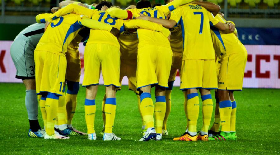 ФК «Ростов» ©Фото с сайта fc-rostov.ru