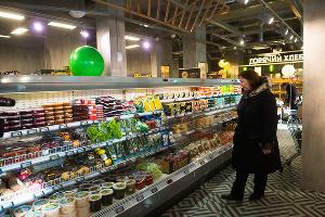 Открытие магазина «Пятёрочка» в новом формате в Краснодаре ©Фото Елены Синеок, Юга.ру