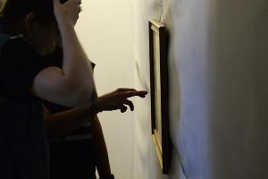 """""""Моя четвертая персональная выставка"""" Юлии Капустян ©Михаил Ступин, ЮГА.ру"""