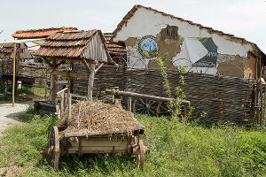Музей под открытым небом в Чечне ©Влад Александров, ЮГА.ру