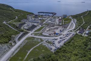 Морской терминал КТК  ©Фото с сайта Каспийского трубопроводного консорциума, https://www.cpc-online.ru/