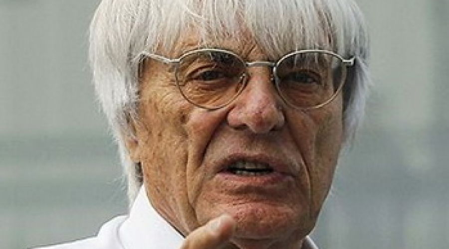 "Владелец гонок ""Формула-1"" Берни Экклстоун. Фото ""Коммерсантъ"" ©Фото Юга.ру"