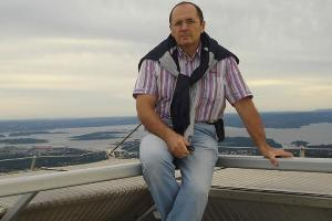 Оюб Титиев ©Фото с сайта memohrc.org