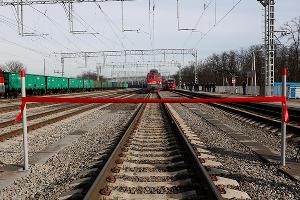 Открытие Краснодарского железнодорожного обхода ©Фото пресс-службы администрации Краснодарского края
